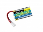 Lectron Pro™ 3.7V 380mAh 20C Lipo Battery with Walkera Connector for the Hubsan X4 Quadcopter