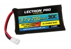 Lectron Pro™ 3.7V 700mAh 30C Lipo Battery with Walkera Connector for Estes Proto-X FPV Quadcopter