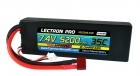 Lectron Pro™ 7.4V 5200mAh 35C Lipo Battery with Deans-Type Connector for 1/10th Scale Cars & Trucks - Team Associated etc.