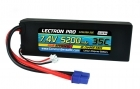 Lectron Pro™ 7.4V 5200mAh 35C Lipo Battery with EC3 Connector for 1/10th Scale Cars & Trucks - Losi, ECX