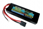 Lectron Pro 7.4V 7600mAh 35C Lipo Battery with Traxxas Connector