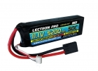 Lectron Pro 11.1V 5200mAh 50C Lipo Battery with Genuine Traxxas® Connector for Brushless 1/10 Scale Vehicles & Mid-sized Planes, Helis & Quads