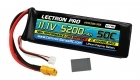 Lectron Pro™ 11.1V 5200mAh 50C Lipo Battery with XT60 Connector <b>+ CSRC adapter for XT60 batteries to popular RC vehicles</b>