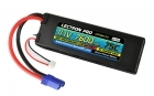 Lectron Pro™ 11.1V 7600mAh 75C Hard Case Lipo Battery with EC5 Connector