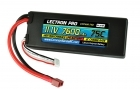 Lectron Pro 11.1V 7600mAh 75C Hard Case Lipo Battery with Deans-type Connector