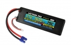 Lectron Pro 11.1V 7600mAh 75C Hard Case Lipo Battery with EC3 Connector