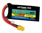 Lectron Pro™ 14.8V 1350mAh 30C Lipo Battery with XT60 Connector
