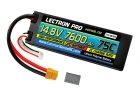 Lectron Pro™ 14.8V 7600mAh 75C Hard Case Lipo Battery with XT60 Connector <b>+ CSRC adapter for XT60 batteries to popular RC vehicles</b>
