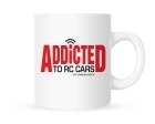 Coffee Mug - Addicted to RC Cars - 11 oz.