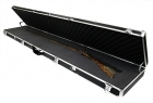 Frontier Premium Black Aluminum Kentucky Long Rifle Case