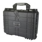 Premium Weather Resistant Transmitter Case - Black - DIY Foam