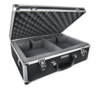 Premium Aluminum Case for Aircraft Transmitter and Battery Charger