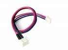 "10.5"" Balance Plug Extension Cord for 2 Cell Lipo Batteries - JST-XH Connector"