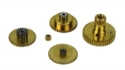 Replacement Gear Set for V1-style CSRC-645MG Servo