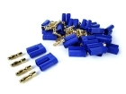 EC5 Connectors - 50-Pack - Male