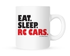 Coffee Mug - Eat. Sleep. RC Cars. - 11 oz.