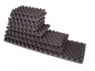 Egg Crate/Wave Foam