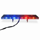 Realistic LED Police Light Bar for 1/8th & 1/10th Scale Cars and Trucks
