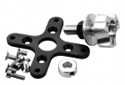 Motor Mounting/Prop Adapter Kit for E10 Motors
