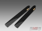 <font color=&quot;red&quot; /><b>CLOSEOUT -</b></font> MS Composit Carbon Fiber Composite Main Rotor Blades 227mm (4/2)