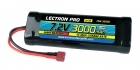 Lectron Pro™ NiMH 7.2V (6-cell) 3000mAh Flat Pack with Deans-Type Connector
