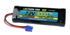 Lectron Pro™ NiMH 7.2V (6-cell) 3000mAh Flat Pack with EC3 Connector