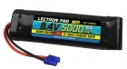 Lectron Pro NiMH 8.4V (7-cell) 5000mAh Flat Pack with EC3 Connector