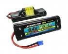 Lectron Pro™ NiMH 8.4V (7-cell) 5000mAh Hump Pack with EC3 Connector
