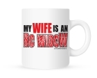 Coffee Mug - My Wife is an RC Widow - 11 oz.