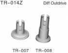 Differential Output Yokes