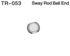 Sway Rod Ball End