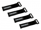 "4-Pack of Velcro® Battery Straps - 1.5"" width, 8"" length (205mm)"