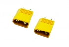 XT30 Connectors - 2 Pack of  Male
