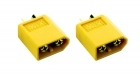 XT60 Connectors - 2-Pack - Male