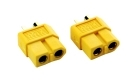 XT60 Connectors - 2-Pack - Female