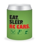 Can Cooler - Eat. Sleep. RC Cars.