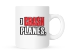Coffee Mug - I Crash Planes - 11 oz.