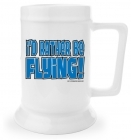 Beer Stein - I'd Rather Be Flying