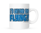 Coffee Mug - I'd Rather Be Flying - 11 oz.