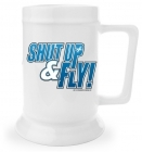 Beer Stein - Shut Up & Fly